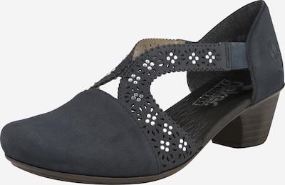 RIEKER Pantofle w kolorze ciemny niebieskim, Podgląd produktu