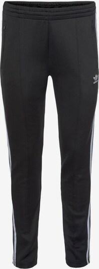 Pantaloni 'Superstar Trackpant' ADIDAS ORIGINALS pe negru / alb, Vizualizare produs
