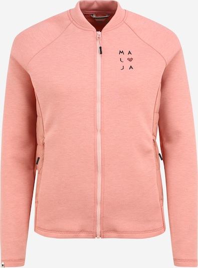 rózsaszín Maloja Kültéri kabátok 'MerlotschaM.', Termék nézet