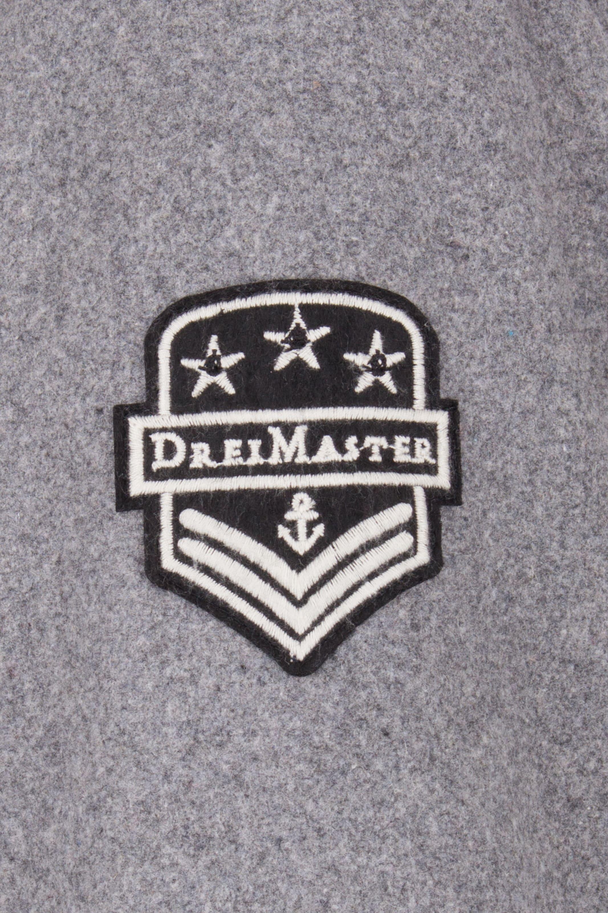 Dreimaster Mantel Graumeliert Dreimaster Mantel In xdCBoerWQE