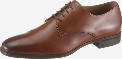 BOSS Šnurovacie topánky 'Kensington' - hrdzavohnedá, Produkt