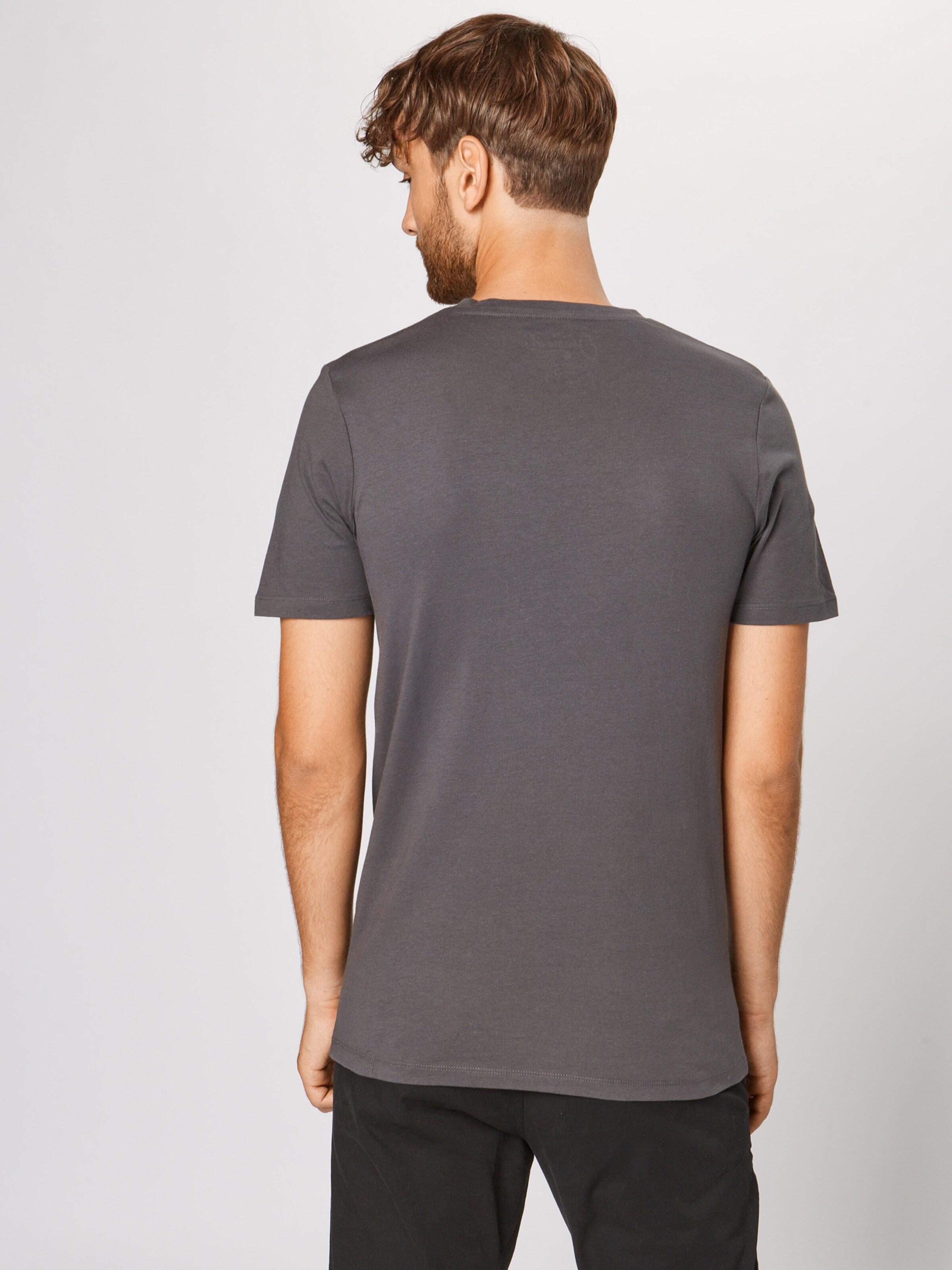 Jackamp; Ss Crew In Jones 'jorhorizon Neck' Tee Anthrazit Shirt CeodxB