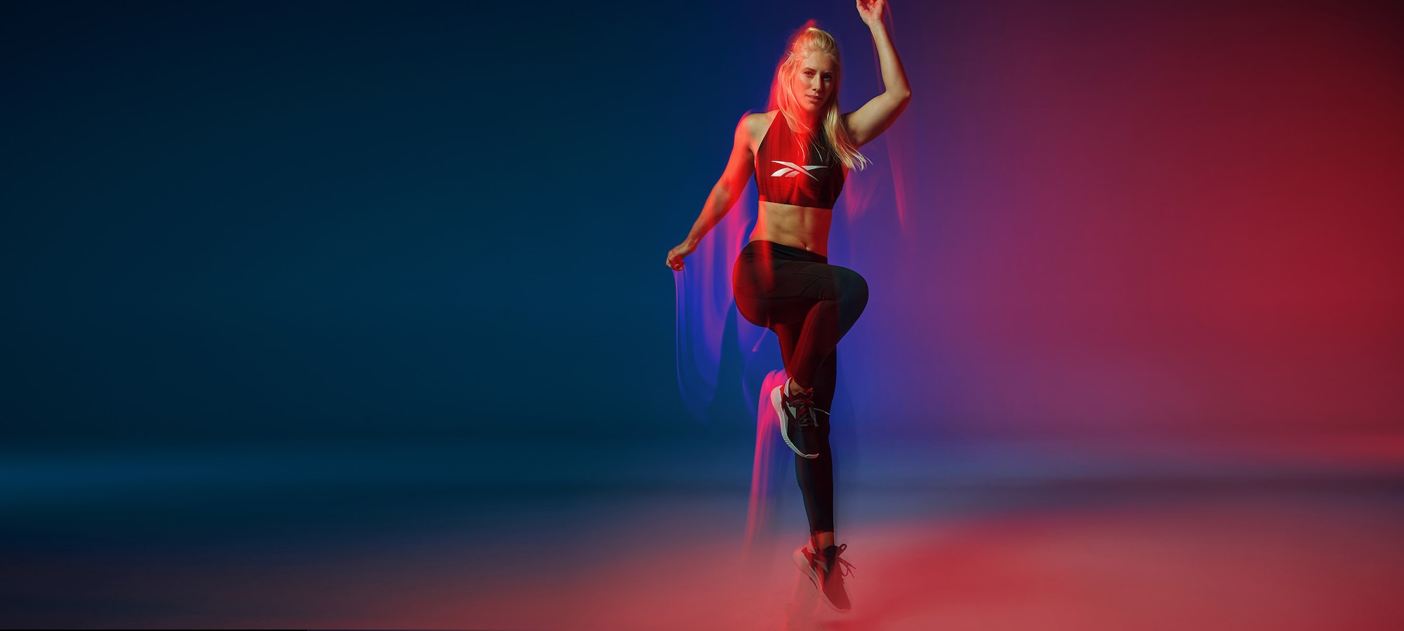 Crafted by Fitness Reebok