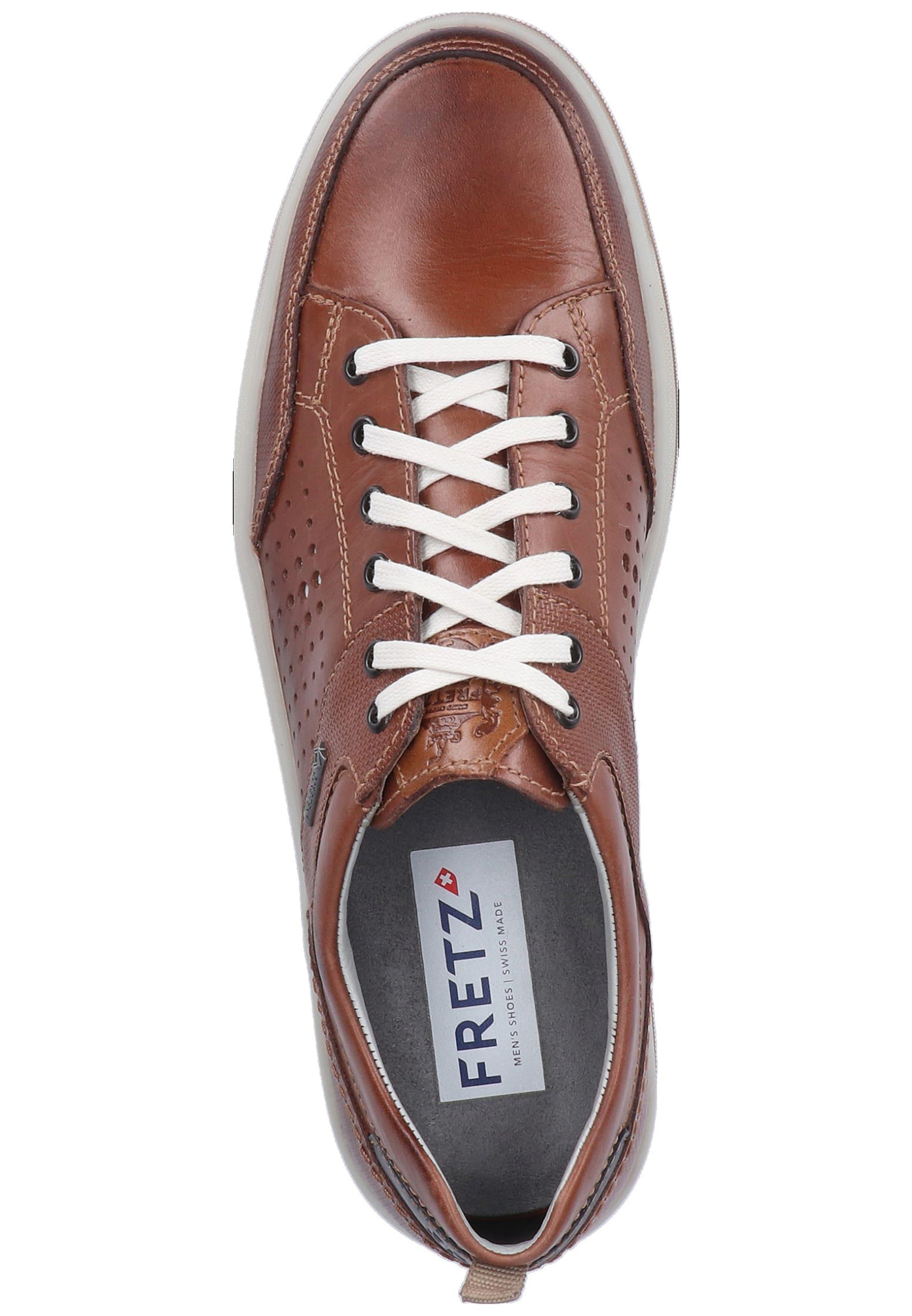 Men In Fretz Men In RostbraunSchwarz Sneaker Sneaker RostbraunSchwarz Fretz yw0vOPN8nm