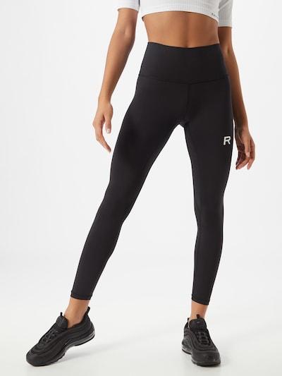 Ragdoll LA Legíny 'Work Out Legging' - černá: Pohled zepředu