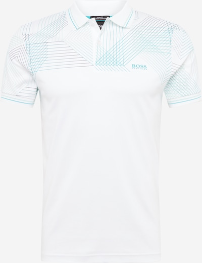 BOSS ATHLEISURE Poloshirt 'Paule 5' in navy, Produktansicht