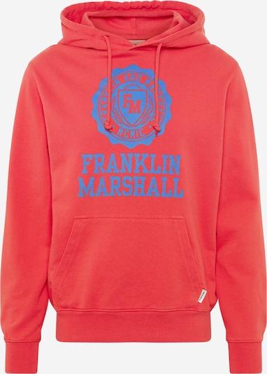 FRANKLIN & MARSHALL Sweatshirt in rot, Produktansicht