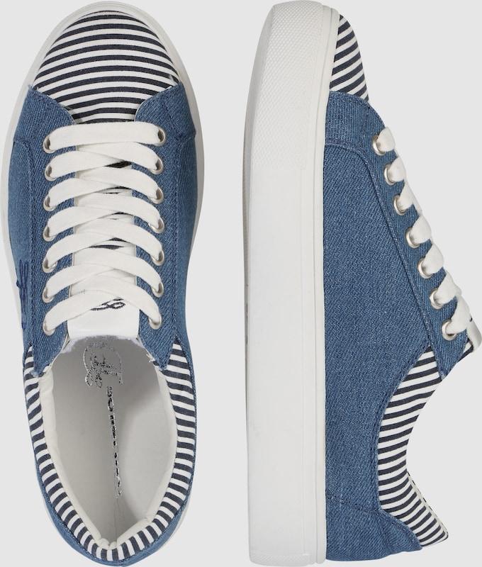 TOM TAILOR Sneaker 'matrose'