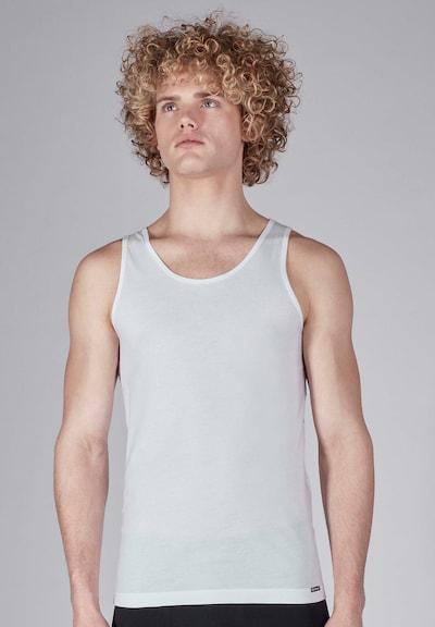 fehér Skiny Trikó és alsó póló, Modell nézet