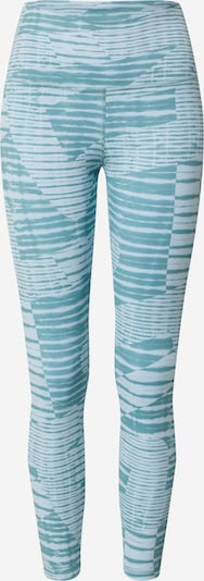 REEBOK Tights 'SR Lux HighRise Tig' in mint / weiß, Produktansicht