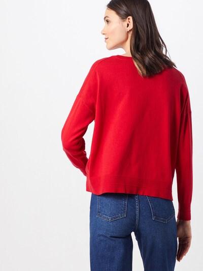 Megztinis 'onlXDEER L/S PULLOVER KNT' iš ONLY , spalva - raudona: Vaizdas iš galinės pusės