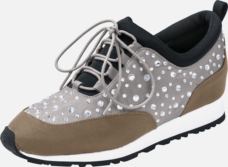 Heine Sneaker With Precious Stones