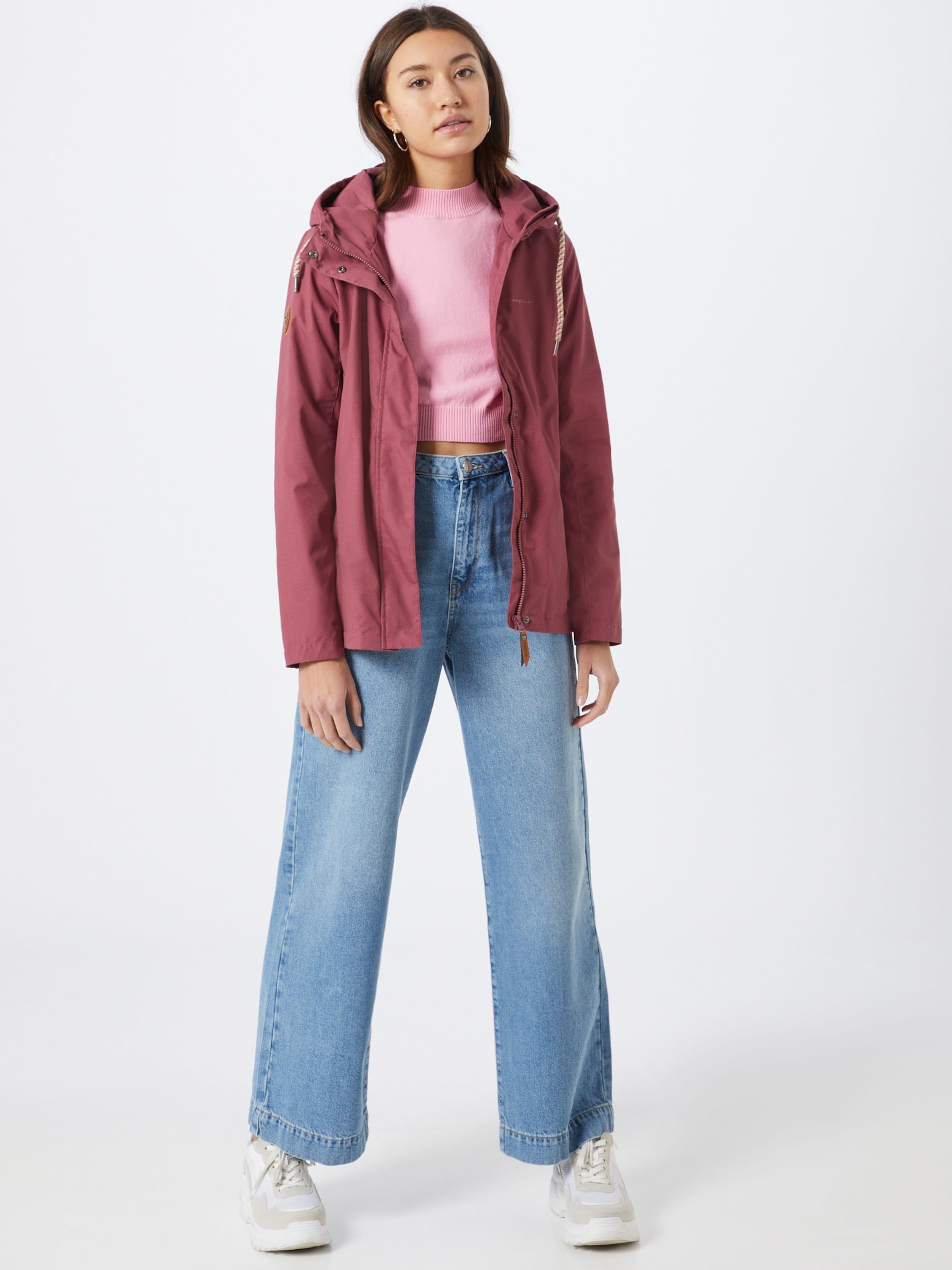 mazine Övergångsjacka 'Kimberley' i rosé