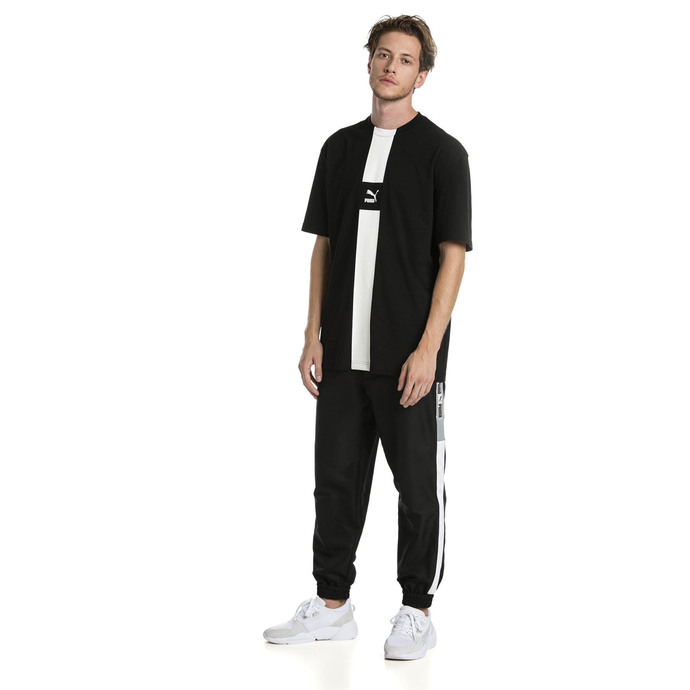 T 'xtg' SchwarzWeiß Puma shirt In XiPOuTZk
