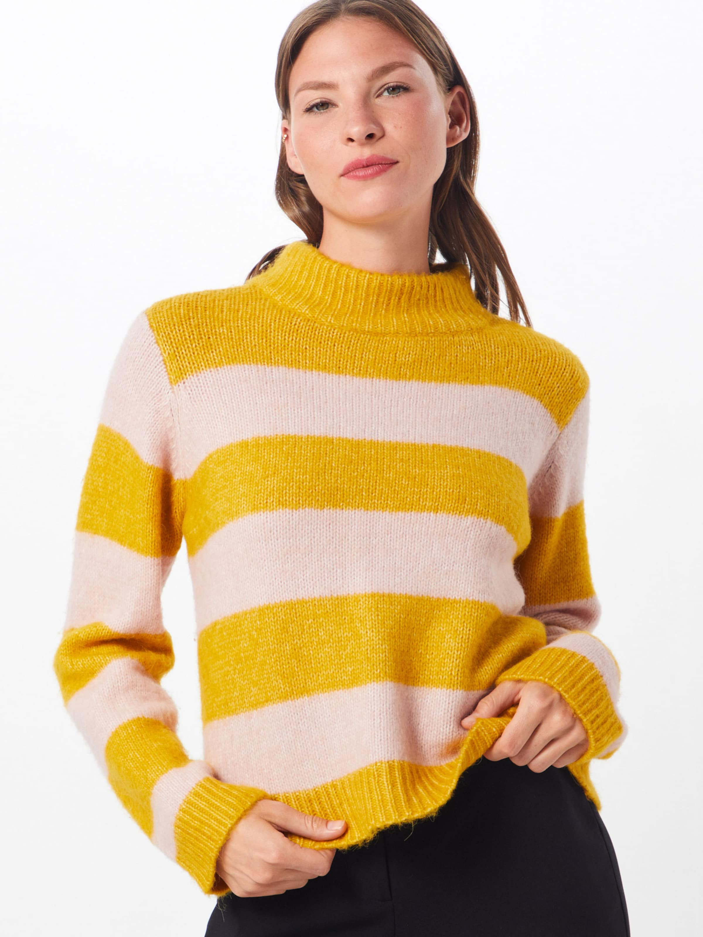 En over Pull Jaune Pieces 'ceyla' D'orRose b7Yvf6gy