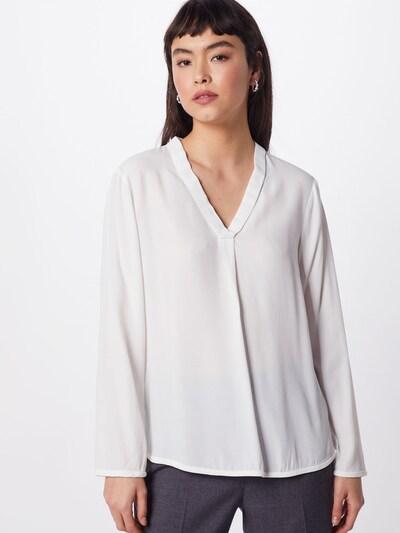BRUUNS BAZAAR Bluzka w kolorze białym: Widok z przodu