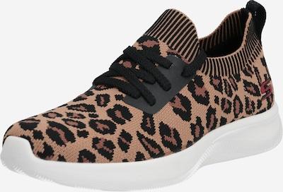 SKECHERS Sneaker 'BOBS SQUAD 2' in braun / hellbraun, Produktansicht