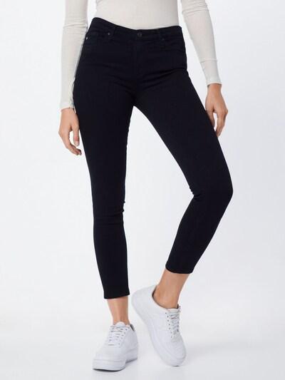 Džinsai iš AG Jeans , spalva - juoda: Vaizdas iš priekio