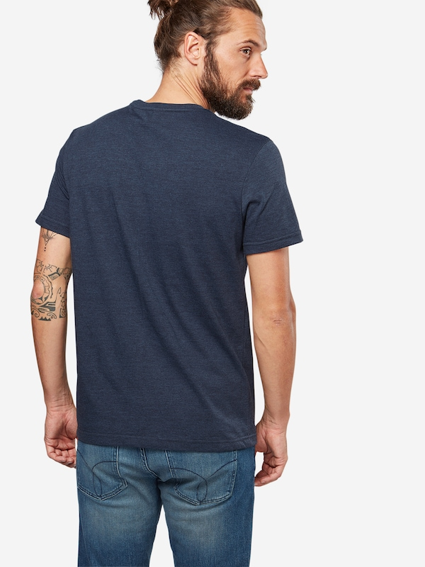 Iriedaily T-Shirt mit Logo-Print 'Daily Flag'