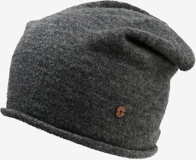 ESPRIT Mütze 'KnittedSolidB' in anthrazit, Produktansicht