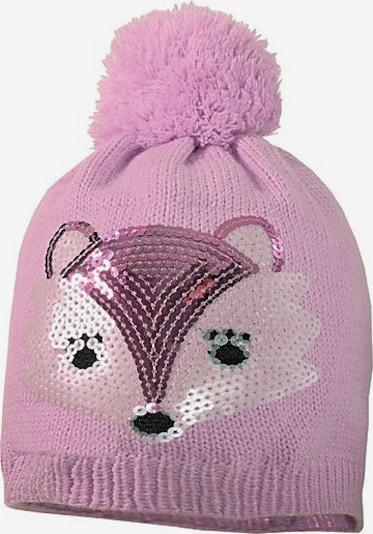 MAXIMO Bommelmütze 'Fuchs' in pink, Produktansicht