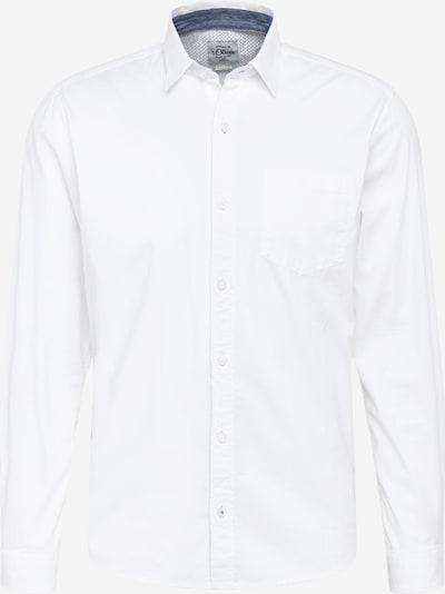 s.Oliver Košile - bílá, Produkt