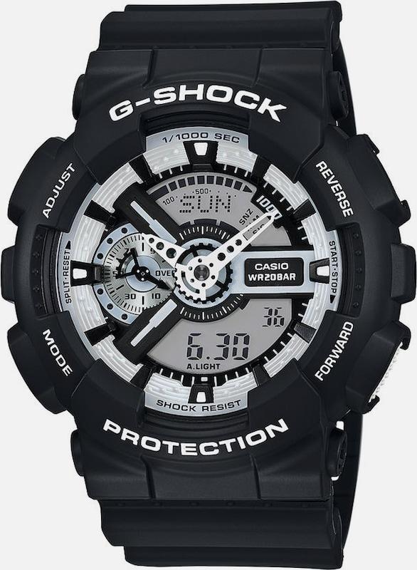 Casio Chronograph Ga-110bw-1aer
