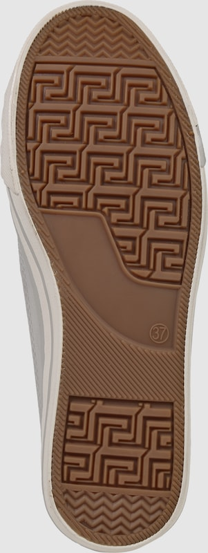 MUSTANG Sneaker mit Strass-Besatz