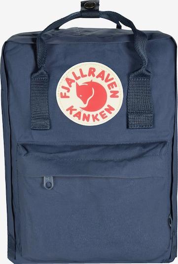 Fjällräven Rucksack 'Kånken' in marine, Produktansicht