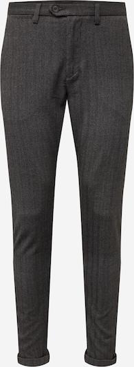 Chino stiliaus kelnės 'JJIMARCO JJCONNOR AKM 769 HERRING NOOS' iš JACK & JONES , spalva - tamsiai pilka: Vaizdas iš priekio