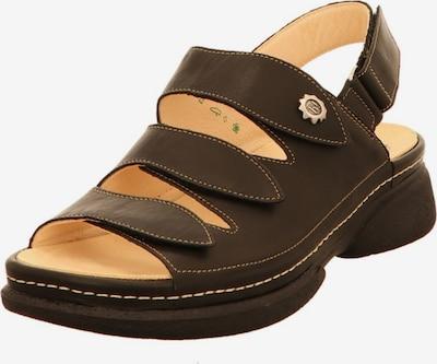 THINK! Sandalen in schwarz, Produktansicht