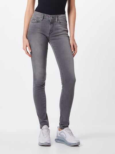 REPLAY Jeans 'NEW LUZ' in grau, Modelansicht