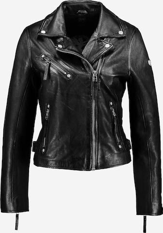 Gipsy Between-season jacket 'PGG W14 LEGV' in Black