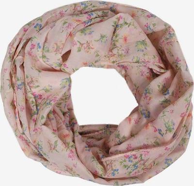 Zwillingsherz Schal 'Loop Flower' in rosa, Produktansicht