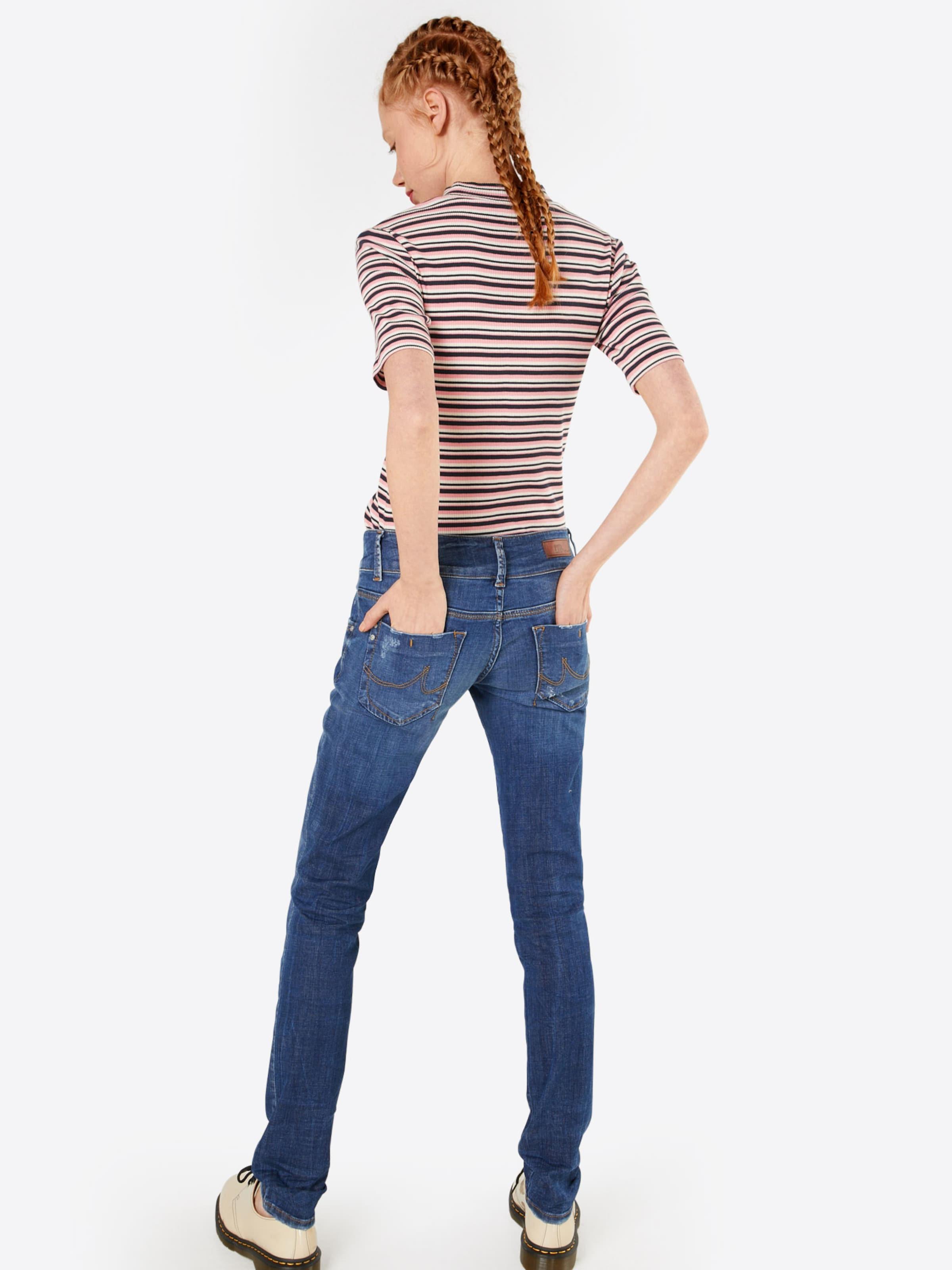 LTB Stretchige Skinny Jeans 'Molly' Kaufen Billige Angebote Manchester Großer Verkauf Günstig Online Footlocker Finish Günstiger Preis RRsd64A