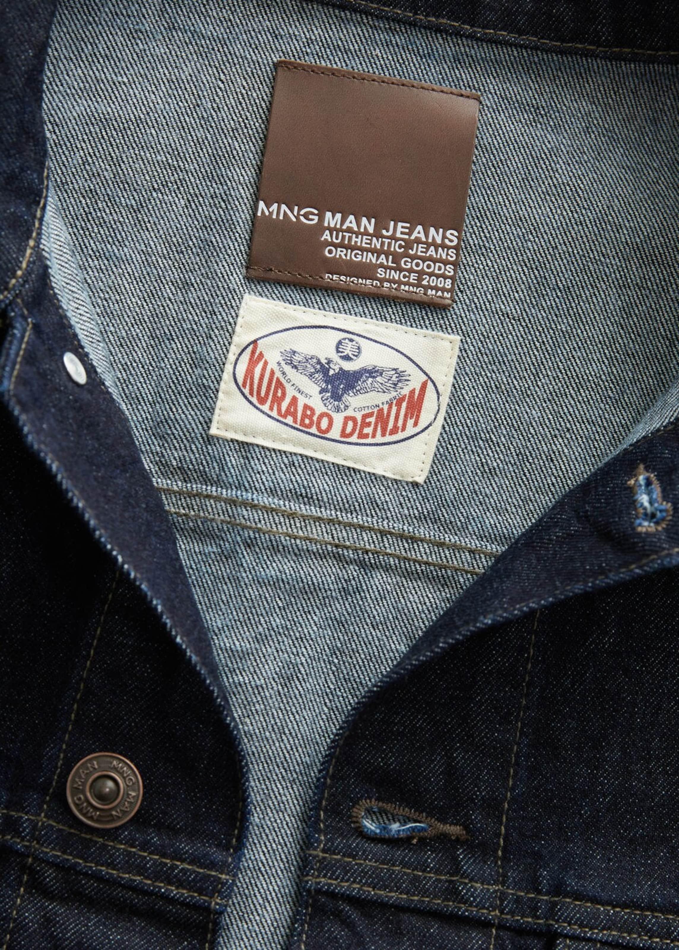 Kobaltblau In Man Jacke 'ryan5' Mango kiuOTPXZ