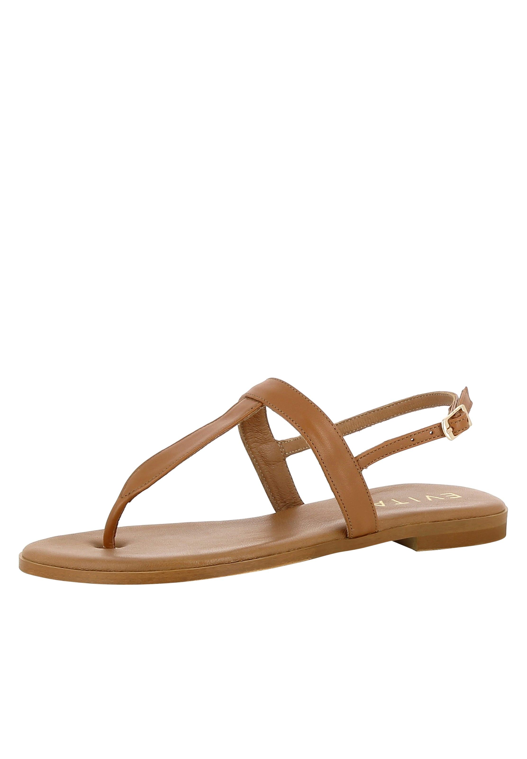 Sandale 'olimpia' 'olimpia' In 'olimpia' Braun Sandale In Evita Evita Evita Sandale In Braun dCrxWEeBQo