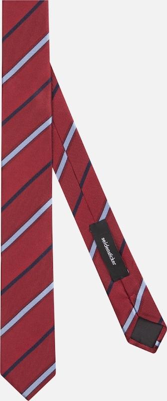 Seidensticker Krawatte mince