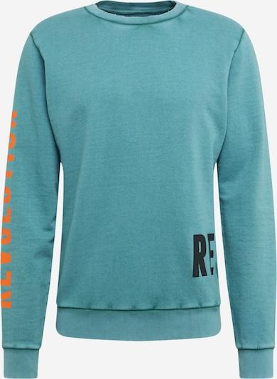 REPLAY Sweatshirt in grün, Produktansicht