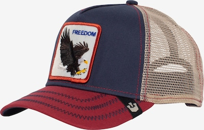 GOORIN Bros. Cap 'LET IT RING' in navy / rot, Produktansicht