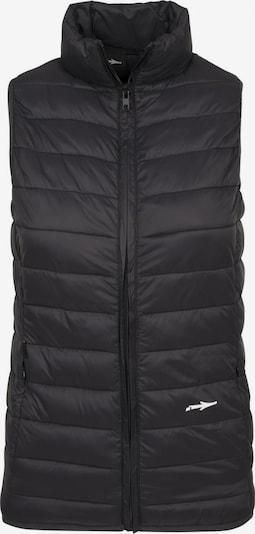 Illmatic Bodywarmer ' Ladies Tuta W Vest ' in de kleur Zwart, Productweergave