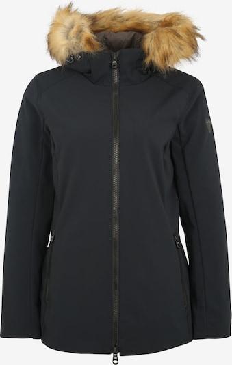 CMP Veste outdoor en noir, Vue avec produit