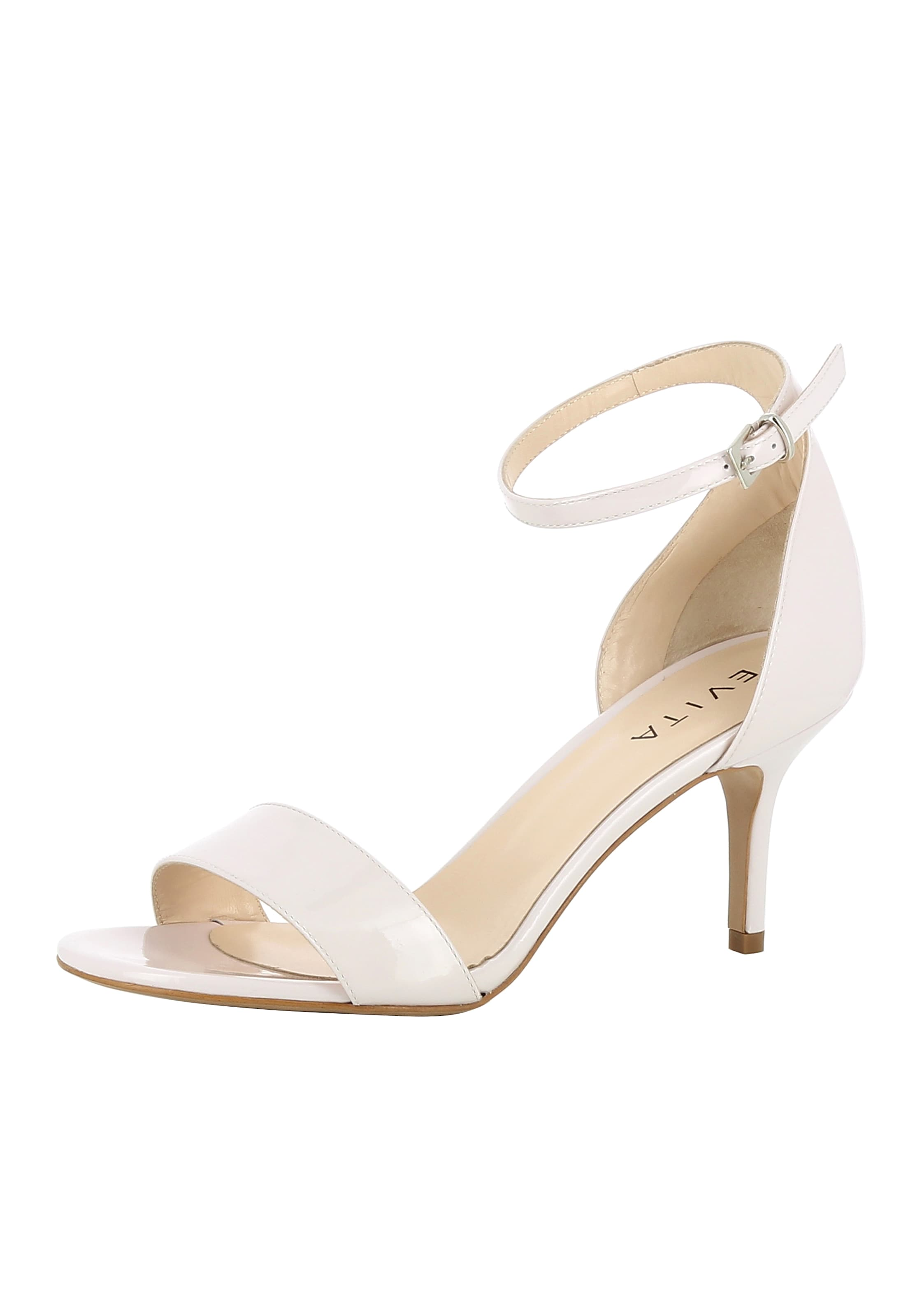 Sandalette Evita 'veronica' 'veronica' Beige Beige In Evita Sandalette Evita Sandalette In XOiukZP