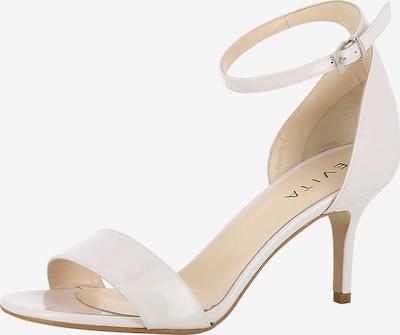 EVITA Sandalen met riem 'VERONICA' in de kleur Beige, Productweergave