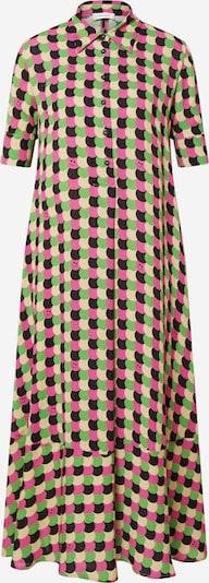 Ottod'Ame Kleid 'ABITO' in grün / pink / weiß, Produktansicht