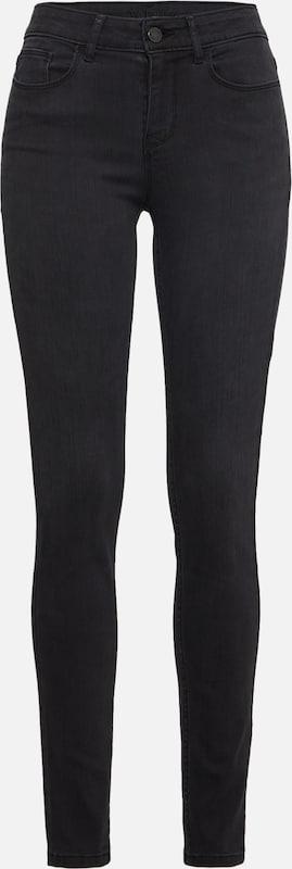 Black Jeans Denim Vila In nPX8Okw0
