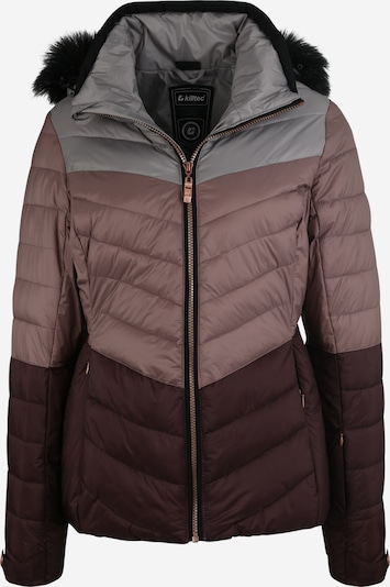 KILLTEC Outdoorová bunda 'Brinley' - ružová, Produkt