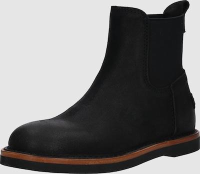 SHABBIES AMSTERDAM Chelsea boots in Zwart