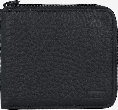 JOST Geldbörse 'Kopenhagen' 12 cm in schwarz, Produktansicht