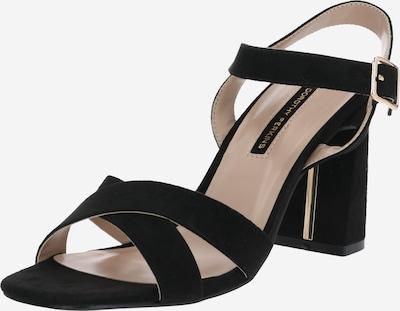 Dorothy Perkins Remienkové sandále 'SELENA' - čierna, Produkt
